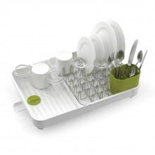 Επεκτεινόμενη Πιατοθήκη / Στεγνωτήριο Πιάτων Extend™ (Λευκό) - Joseph Joseph