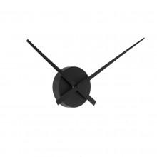 Ρολόι Τοίχου Little Big Time Mini (Μαύρο) - Karlsson
