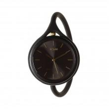 Ρολόι Xειρός Take Time 3 σε 1 (Μαύρο) - LEXON