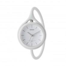 Ρολόι Xειρός Take Time 3 σε 1 (Λευκό) - LEXON