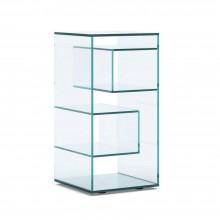 Γυάλινη Βιτρίνα Liber D - Tonelli Design