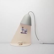 Φωτιστικό / Ράφι Light Shelf (Γκρι) - ilsangisang