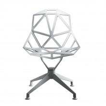 Περιστρεφόμενη Καρέκλα Chair One 4-Star (Λευκό) - Magis