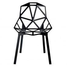 Μεταλλική Καρέκλα Chair One (Μαύρο) - Magis