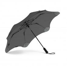 Αυτόματη Σπαστή Ομπρέλα Καταιγίδας Metro (Σκούρο Γκρι) - Blunt