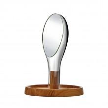 Επιτραπέζιος Καθρέφτης Moon (Διάφανο) - Nude Glass