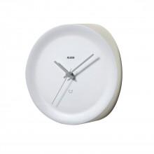 Ρολόι Τοίχου για Γωνία Ora In (Λευκό) - Alessi