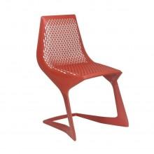 Καρέκλα MYTO (Κόκκινο) - PLANK