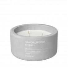 Αρωματικό Κερί FRAGA XL Sandalwood Myrrh - Blomus