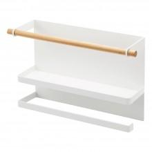 Μαγνητική Βάση Οργάνωσης Κουζίνας Tosca (Λευκό) - Yamazaki