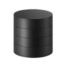Κουτί Αποθήκευσης / Κοσμηματοθήκη Tower (Μαύρο) - Yamazaki