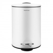 Κάδος Μπάνιου TUBO 5 Λίτρα (Λευκό) - Blomus