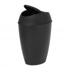 Κάδος Απορριμμάτων Twirla 9 Λίτρα (Μαύρο) - Umbra