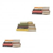 Ράφια για Βιβλία Conceal LG Μεγάλα (Σετ των 3) - Umbra