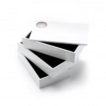 Κουτί Αποθήκευσης / Κοσμηματοθήκη Spindle (Λευκό) - Umbra
