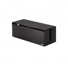 Web Κουτί για Οργάνωση Καλωδίων (Σκούρο Καφέ) - Yamazaki