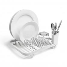 Στεγνωτήριο Πιάτων / Πιατοθήκη Sinkin (Λευκό) - Umbra