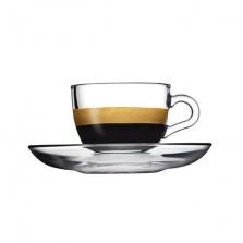 Γυάλινα Φλιτζάνια Espresso Basic (Σετ των 6)