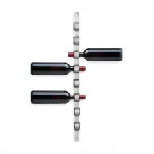 Βάση Τοίχου για 8 Μπουκάλια Κρασιού Cioso (Ματ Ατσάλι) - Blomus