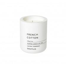 Αρωματικό Κερί FRAGA S French Cotton (Μικρό) - Blomus