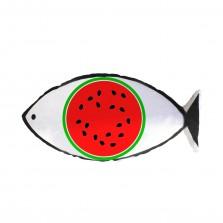 Μαξιλάρι σε Σχήμα Ψαριού (Καρπούζι) - A Future Perfect