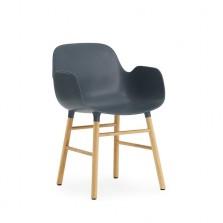 Πολυθρόνα Form (Ξύλο Βελανιδιάς) - Normann Copenhagen