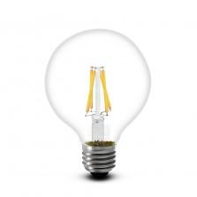 G95 Διακοσμητικός Λαμπτήρας Vintage LED E27 5 Watt