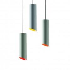 Φωτιστικό Οροφής Slice Suspended (Fiberglass) - Karboxx