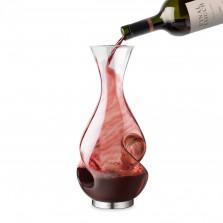 Γυάλινη Καράφα Κρασιού L'Grand Conundrum – Final Touch