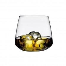 Ποτήρια Ουίσκι Mirage 385 ml (Σετ των 4) - Nude Glass