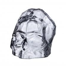 Διακοσμητικό Κρυστάλλινο Κρανίο Memento Mori 20,5 εκ. (Διάφανο) - Nude Glass