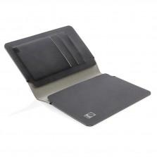 Θήκη Καρτών & Διαβατηρίου με RFID-Blocking Quebec (Μαύρο) - XD Design