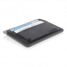 Θήκη Καρτών με RFID-Blocking Quebec (Μαύρο) - XD Design