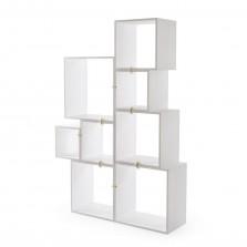 Συναρμολογούμενη Βιβλιοθήκη Assemblage (Λευκή) - Seletti