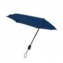 Αντιανεμική Σπαστή Ομπρέλα STORMini® (Μπλε) - Impliva