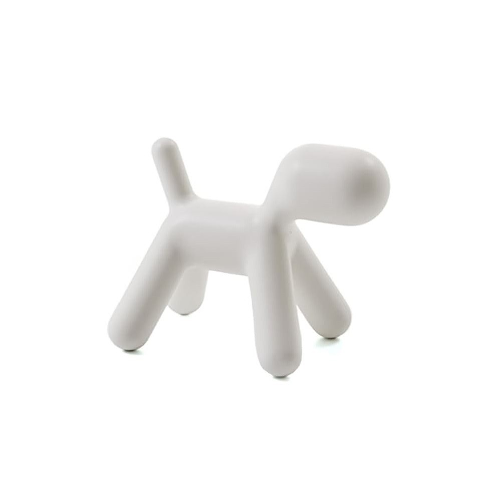 Παιδικό Σκαμπό Puppy S (Λευκό) - Magis