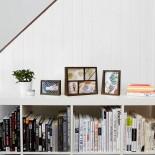 Πολυκορνίζα Τοίχου & Επιτραπέζια Edge Multi Desk (Καρυδιά) - Umbra