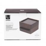 Κοσμηματοθήκη Mini Stowit (Μαύρο / Καρυδιά ) - Umbra
