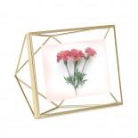 Κορνίζα Prisma 10 x 15  εκ. (Χρυσό Ματ) - Umbra