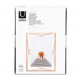 Κορνίζα Prisma 10 x 15  εκ. (Χάλκινο) - Umbra