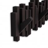 Κρεμάστρα Τοίχου Sticks (Καφέ) - Umbra