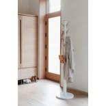 Καλόγερος Ρούχων Flapper (Λευκό) - Umbra