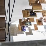 Adelaide Wood Ραφιέρα / Βιβλιοθήκη Mogg