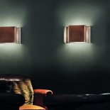Επιτοίχιο Φωτιστικό / Απλίκα Alalunga LED - Karboxx