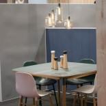 Φωτιστικό Οροφής Amp Small Χρυσό / Πράσινο Normann Copenhagen