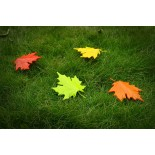 Στοπ Πόρτας Autumn Πορτοκαλί Qualy