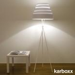Επιδαπέδιο Φωτιστικό Babel - Karboxx
