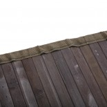 Χαλάκι Μπάνιου από Μπαμπού 50 x 80 εκ. Ανοιχτό Γκρι Versa
