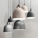 Φωτιστικό Οροφής Bell Medium Γκρι Normann Copenhagen