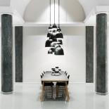 Φωτιστικό Οροφής Bell X-Small (Μαύρο) - Normann Copenhagen